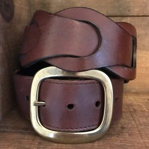 Cole Haan Braided Belt S